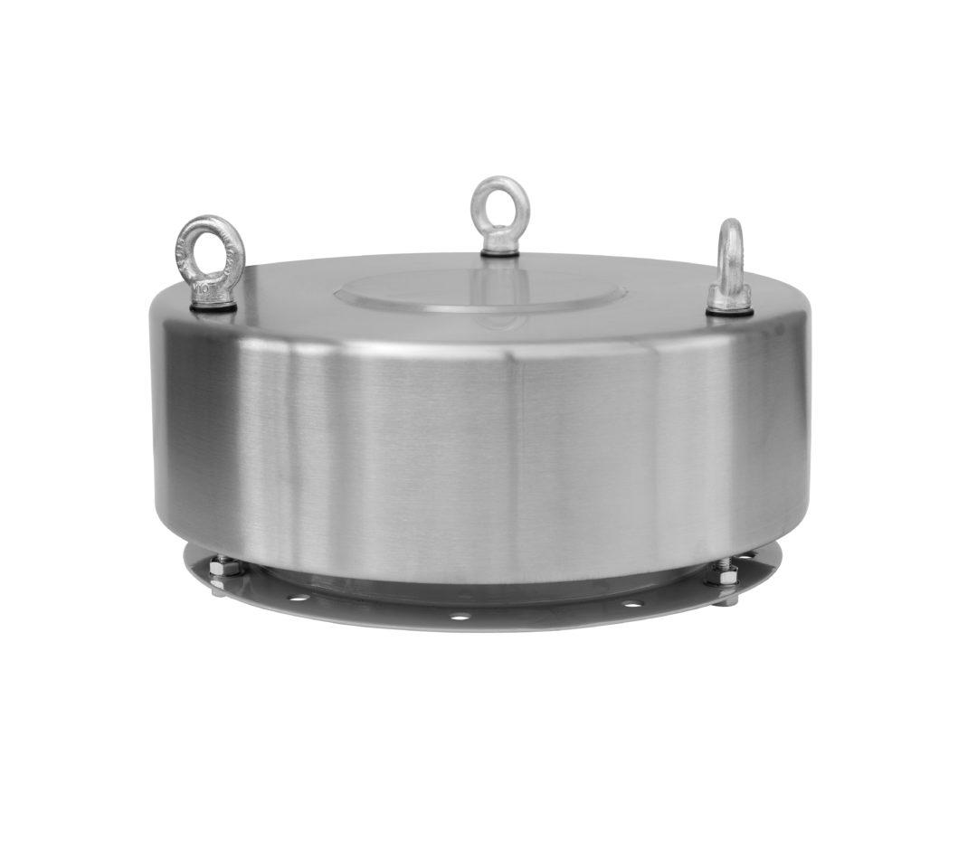 valvola di sicurezza per silos